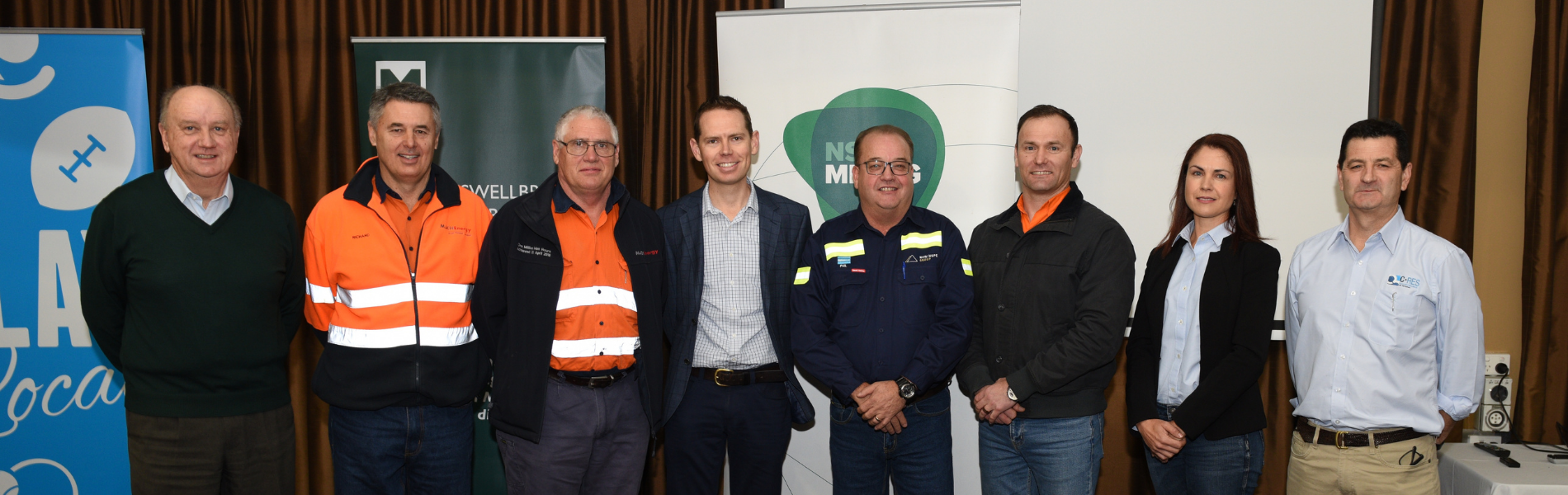 Upper Hunter Mining Dialogue means business in Muswellbrook