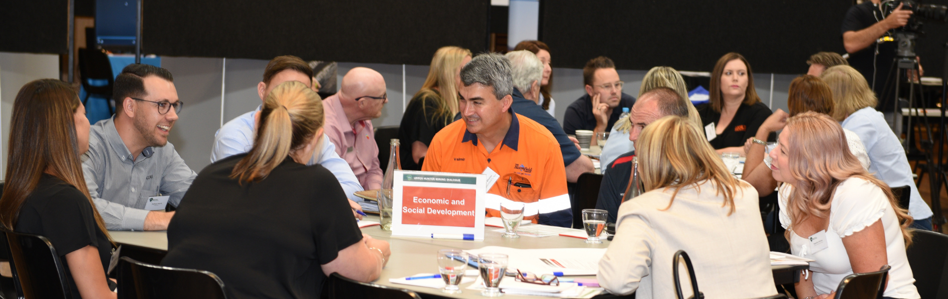 Appetite for mining procurement at Singleton business lunch event