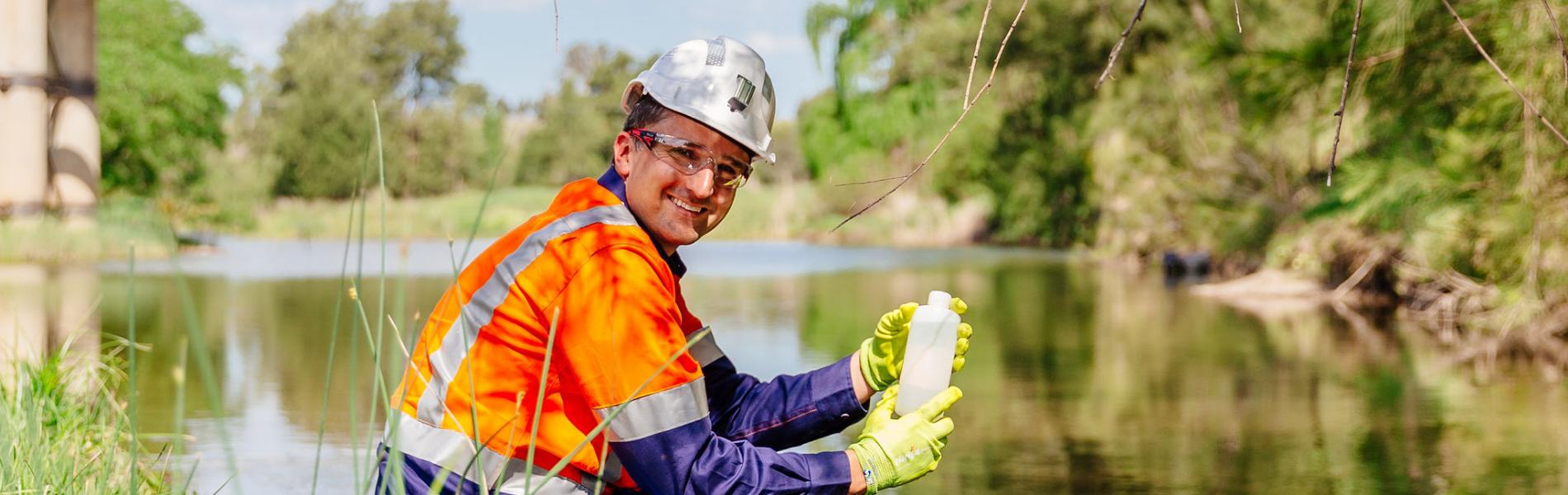 Upper Hunter Water Balance – Mining's Water Use